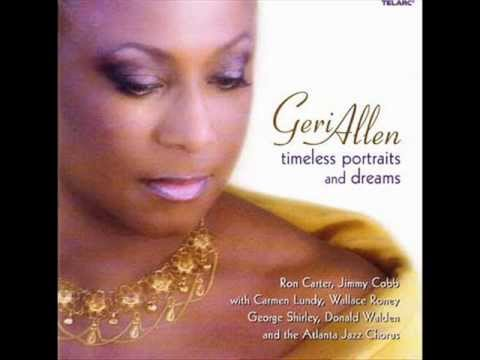 Geri Allen - In Real Time