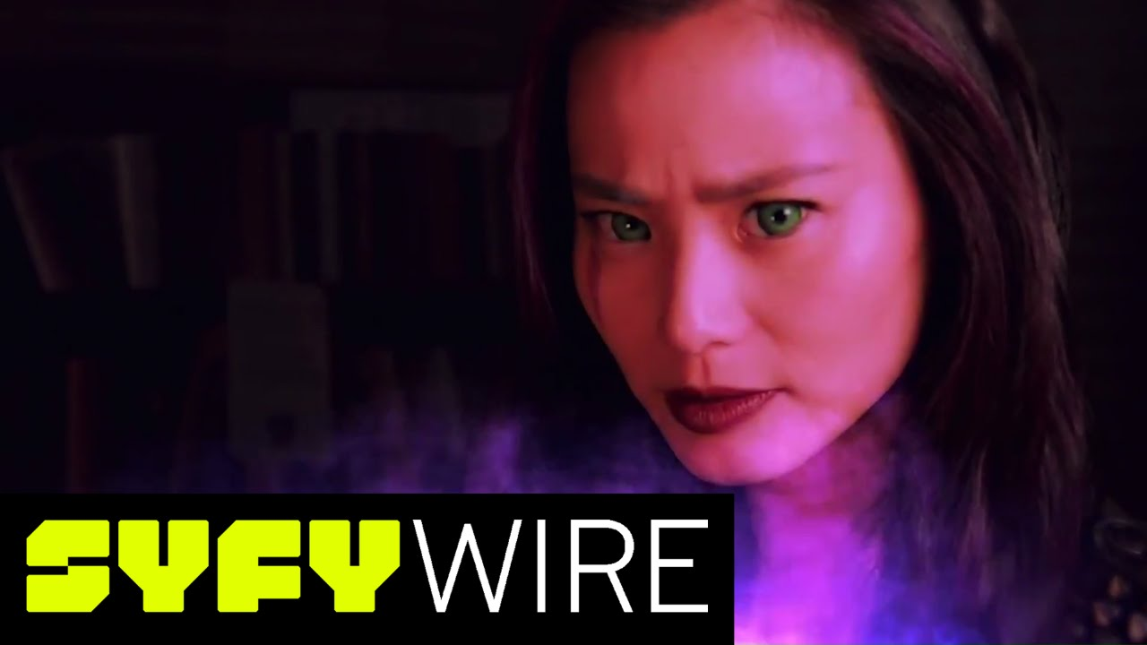 The Gifted Cast on Ties to X-Men Universe and Characters | San Diego  Comic-Con 2017 | SYFY WIRE