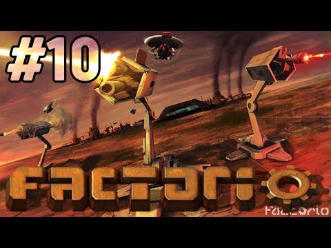 Let's Play Factorio - S02E10 : Energie solaire