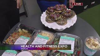 Visalia Health & Fitness Expo, segment 3