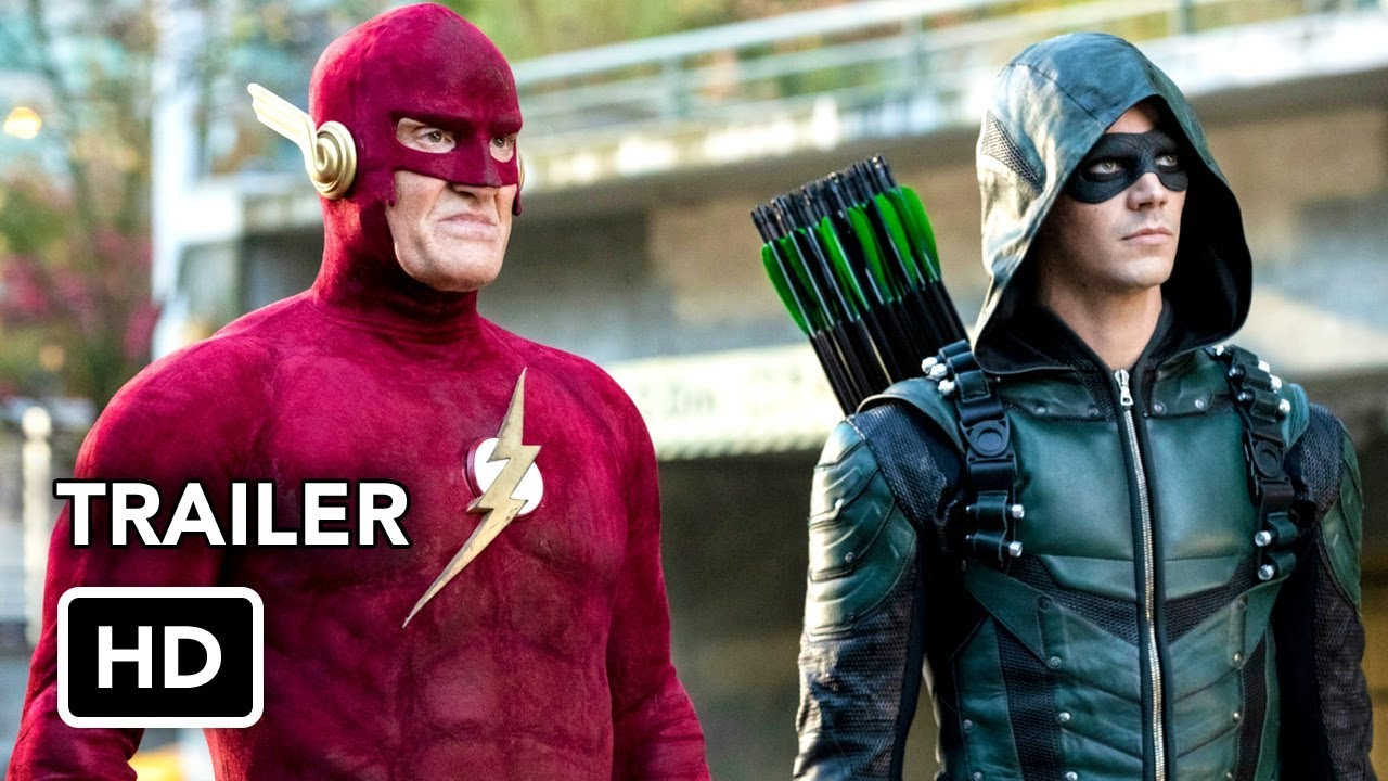 How To Watch The DC Crossover Events on Netflix - What's on Netflix