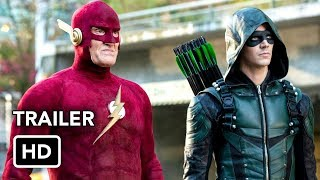 DCTV Elseworlds Crossover Trailer - The Flash, Arrow, Supergirl, Batwoman (HD)