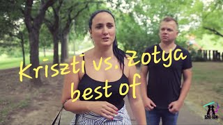 SzkiTon TV - Kriszti vs Zotya /best of/