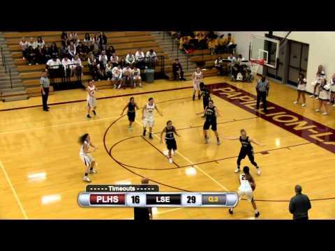 Basketball: 2016 PLHS v LSE