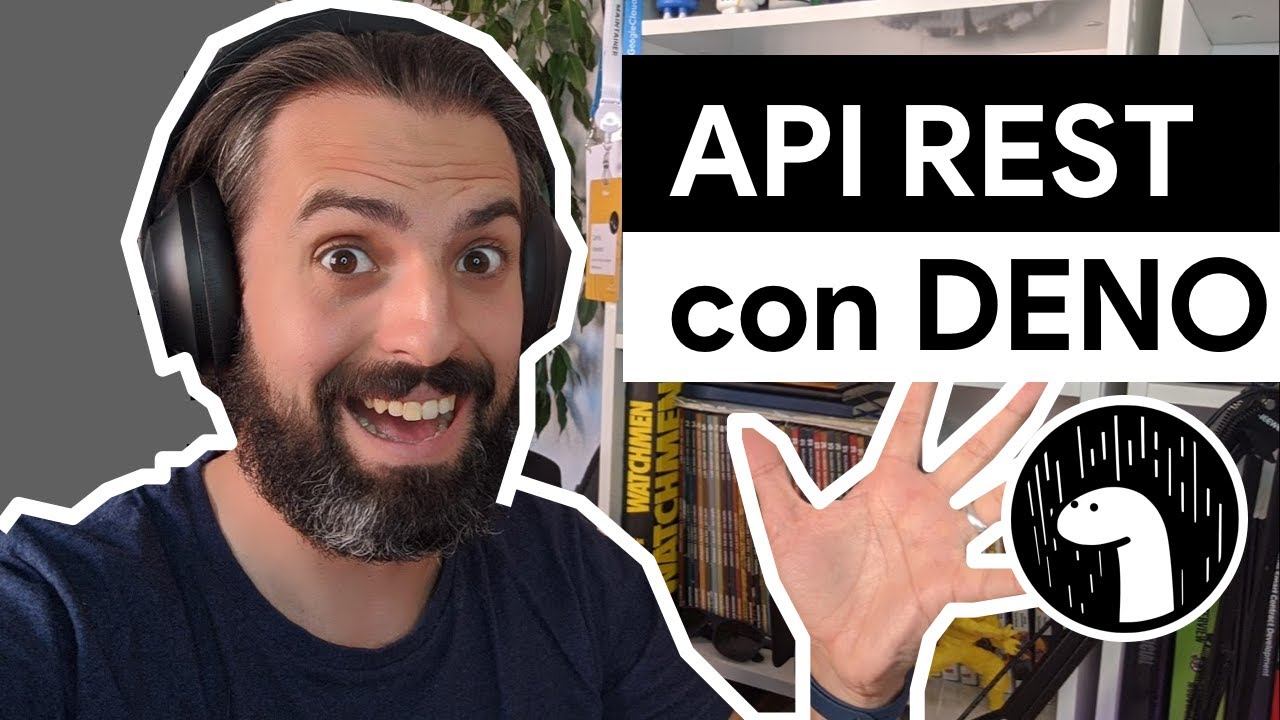 Como hacer un API REST con 🦕 DENO