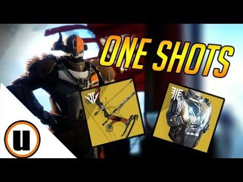 Ultimate Titan 1 Shot Build | Destiny 2 Black Armory thumbnail