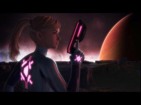 Metroid Cinematica Trailer