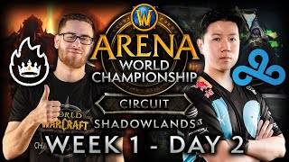 AWC SL Circuit | Week 1 Day 2 Full VOD