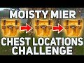 ALL SEARCH CHESTS IN MOISTY MIRE LOCATIONS | FORTNITE WEEK 9 CHALLENGES