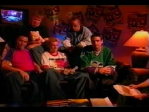 Exan interview the backstreet Boys 1996