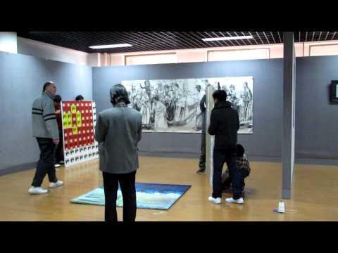 Abstract Art in Zhengzhou, China