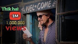 THIK HAI Cover VIdeo Song From Nepal   Gaurab Singh , Ankit Giri , Mahi Khan , Sanu Manish  