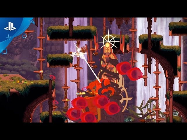 Sundered - Resist Trailer | PS4
