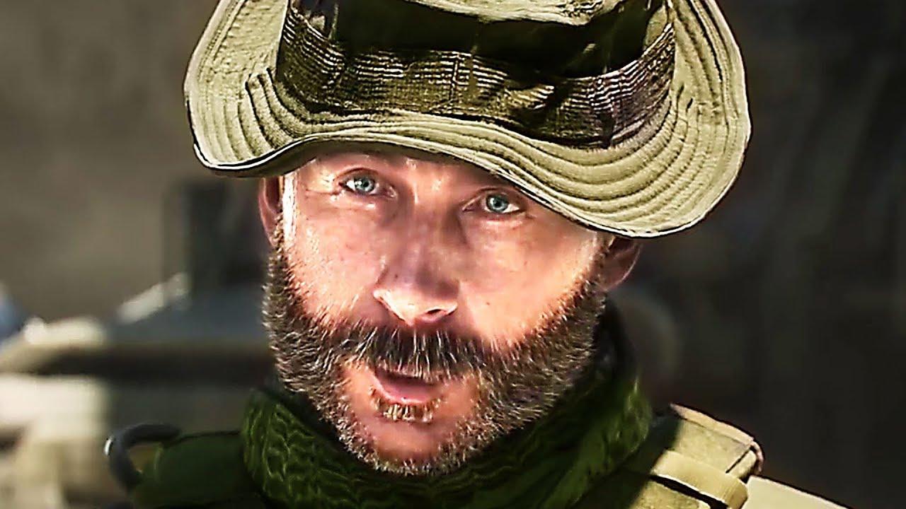 """APPEL DE DUTY GUERRE MODERNE """"Story"""" Trailer (2019) PS4 / Xbox One / PC + vidéo"""