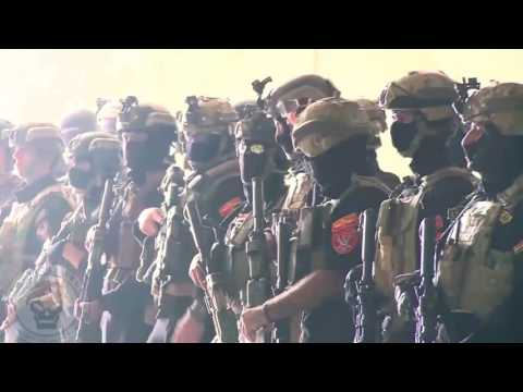 Iraqi Special Operations Forces ISOF