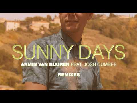 Armin van Buuren Feat. Josh Cumbee - Sunny Days (Tritonal Remix) - Official Audio
