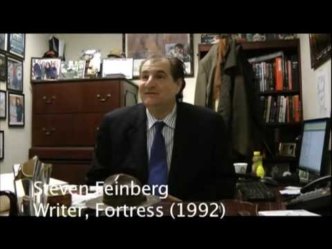 Interview with Steven Feinberg, writer, Fortress(1992)