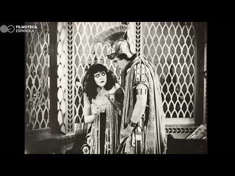 """REDISCOVERED: THEDA BARA IN """"SALOME"""", 1918"""