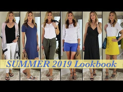 lookbook-summer-2019-|-outfit-ideas-for-women-over-50!