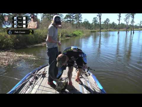 Brent Chapman's Pro vs Joe presented by Realtree: Monday Morning Fisherman Bass Fishing