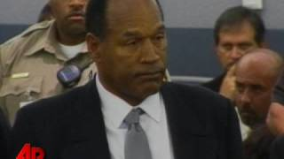 Jury Finds O.J. Simpson Guilty on All Charges