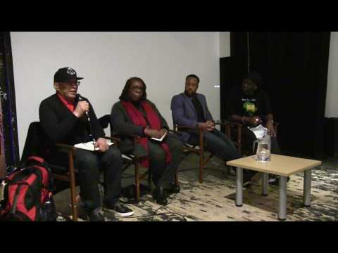 Panel Discussion at the UK Premiere of 'Gentrified: Ethnic Cleansing American Style'