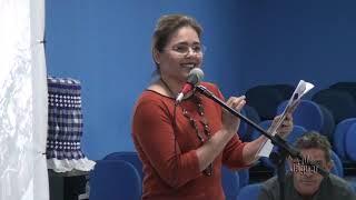 Tabuleiro do Norte   Erivanilson Sousa   Audiência pública com Empresa ENEL