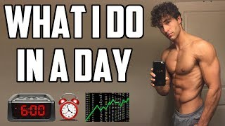 A Day in the Life of a Personal Trainer | 6:00AM | Stock Market Trading