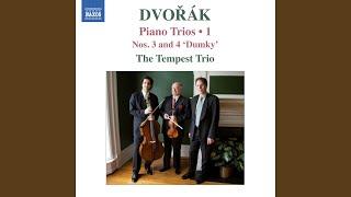 """Piano Trio No. 4 in E Minor, Op. 90, B. 166 """"Dumky"""": I. Lento maestoso - Allegro vivace, quasi..."""