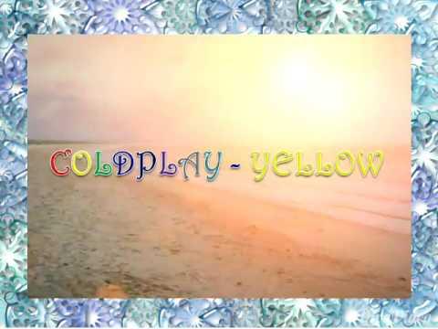 lirik-lagu-yellow---coldplay