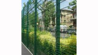 Jb Corrie - Uk Security Fence & Gate Manufacturers
