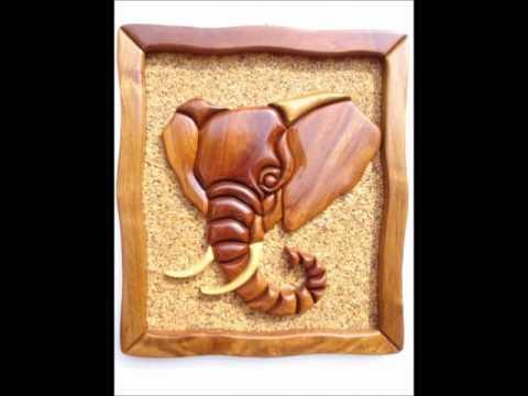African Intarsia Arts