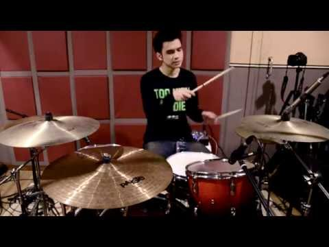 Sebryan Yosvien | JKT48 - Gingham check, Babybabybaby, Flying Get (Medley) Drum Cover