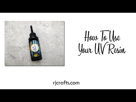 Different Ways To Use Your UV Resin With Polymer Clay