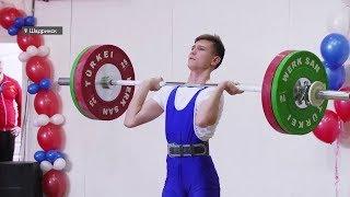Первенство Курганской области по тяжёлой атлетике (2018-01-22)