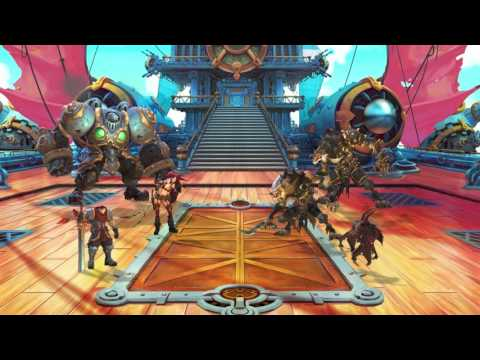 Darksiders Dev's RPG Proudly Flaunts Final Fantasy Inspirations in New Trailer