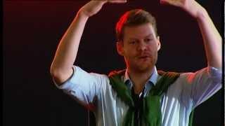 La economía del bien común: Christian Felber at TEDxMurcia