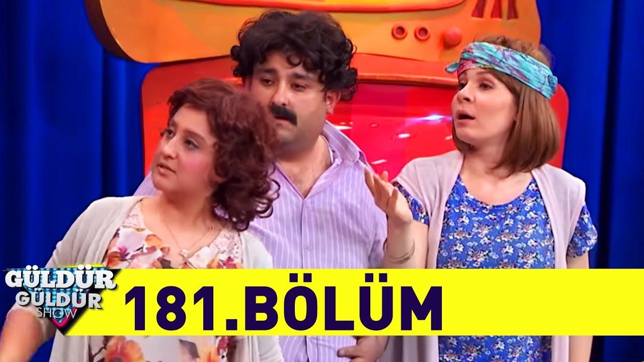 Güldür Güldür Show 181 Bölüm Tek Parça Full Hd Youtube