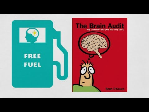 THE BRAIN AUDIT - WHY CUSTOMERS BUY (AND WHY THEY DON'T) BY SEAN D'SOUZA - ANIMATED BOOK SUMMARY