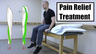 L5 S1 Disc Bulge Exercises - Lumbar Radiculopathy Treatment