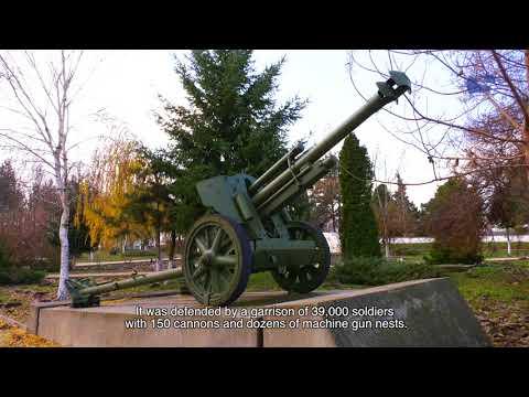 98 Memorial complex Military Tomb 1916- Tutrakan
