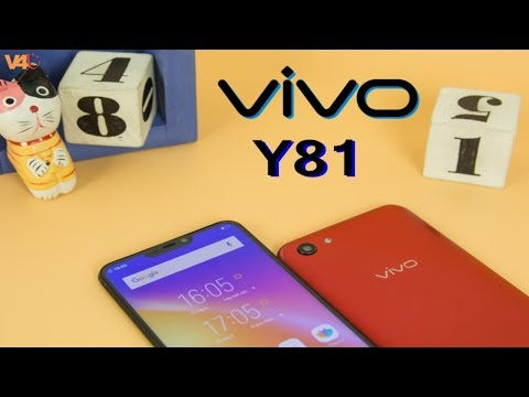VIVO Y81 Release Date, Price, Official Look, Specifications, Features, Camera, Launch, First Look