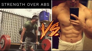 WHY I Choose STRENGTH Over ABS