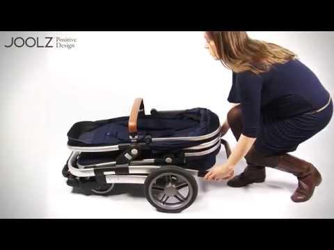 Прогулочные блоки коляски Joolz Geo для двойни