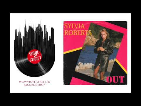 Sylvia Roberts  – Out   ( Monaco / Swiss  Synth-Pop & Digital Funk )  Vinyl HQ