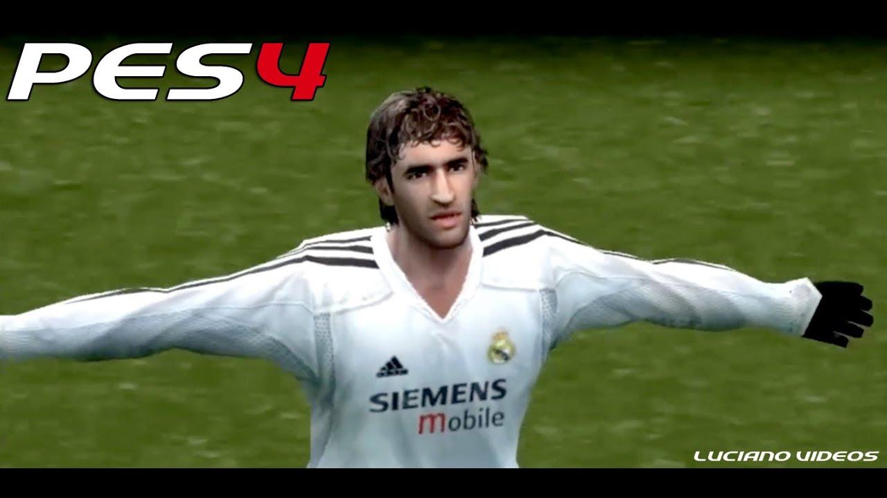 Pes 4 Real Madrid Bayern Munich Season 03 04 Fixture