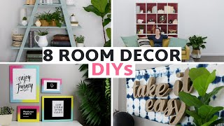 8 Room Decor DIYs You Have to Try