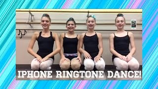 iPhone Ringtone Dance?!! 💘📱