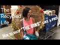"""How To Shop """"THE BINS!"""" Come Shop The Goodwill Outlet """"Bins"""" With Us The Recycled Life 