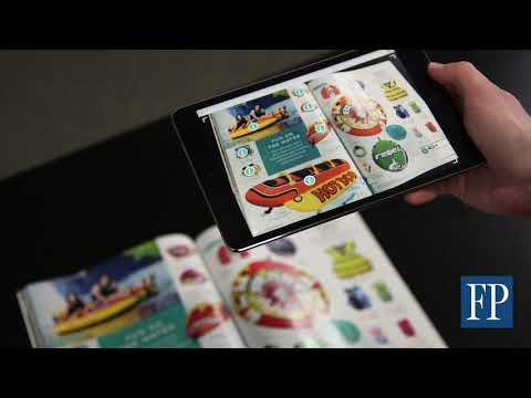Canadian Tire Launches Interactive Catalogue